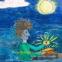 Riese Rompilou von Schlößin,  Diana