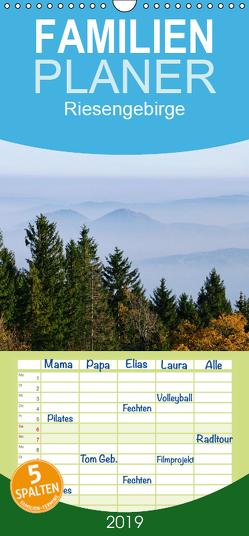 Riesengebirge – Familienplaner hoch (Wandkalender 2019 , 21 cm x 45 cm, hoch) von LianeM