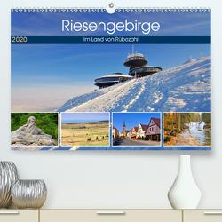 Riesengebirge – Im Land von Rübezahl (Premium, hochwertiger DIN A2 Wandkalender 2020, Kunstdruck in Hochglanz) von LianeM