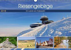 Riesengebirge – Im Land von Rübezahl (Wandkalender 2018 DIN A3 quer) von LianeM,  k.A.