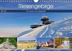Riesengebirge – Im Land von Rübezahl (Wandkalender 2018 DIN A4 quer) von LianeM,  k.A.