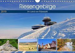 Riesengebirge – Im Land von Rübezahl (Wandkalender 2019 DIN A4 quer)