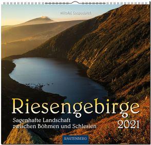 Riesengebirge – Sagenhafte Landschaft zwischen Böhmen und Schlesien von Gospodarek,  Mikolaj