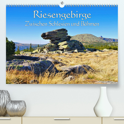 Riesengebirge – Zwischen Schlesien und Böhmen (Premium, hochwertiger DIN A2 Wandkalender 2020, Kunstdruck in Hochglanz) von LianeM