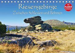Riesengebirge – Zwischen Schlesien und Böhmen (Tischkalender 2018 DIN A5 quer) von LianeM,  k.A.