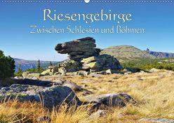 Riesengebirge – Zwischen Schlesien und Böhmen (Wandkalender 2018 DIN A2 quer) von LianeM,  k.A.