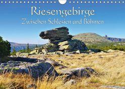 Riesengebirge – Zwischen Schlesien und Böhmen (Wandkalender 2018 DIN A4 quer) von LianeM,  k.A.
