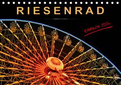 Riesenrad – einfach cool (Tischkalender 2019 DIN A5 quer) von Roder,  Peter