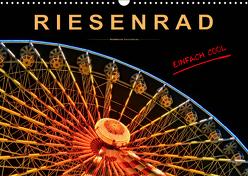 Riesenrad – einfach cool (Wandkalender 2019 DIN A3 quer) von Roder,  Peter