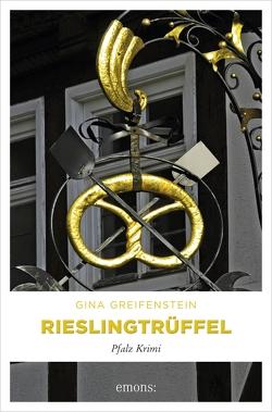 Rieslingtrüffel von Greifenstein,  Gina