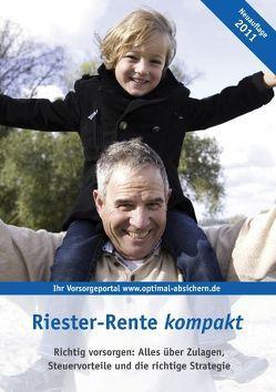 Riester-Rente kompakt von Mest,  Oliver