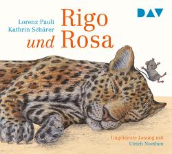 Rigo und Rosa – 28 Geschichten aus dem Zoo und dem Leben von Krewer,  Harald, Noethen,  UIrich, Pauli,  Lorenz, Schärer,  Kathrin
