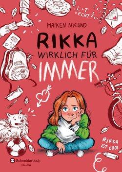 Rikka von Doerries,  Maike, Nylund,  Maiken