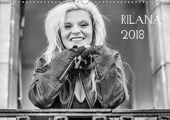 RILANA 2018AT-Version (Wandkalender 2018 DIN A3 quer) von M.Kipper,  Christine