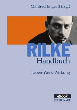 Rilke-Handbuch von Engel,  Manfred, Lauterbach,  Dorothea