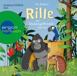 Rille – Die Dschungelfreunde sind los! von Fröhlich,  Andreas, Krämer,  Fee, Renger,  Nikolai