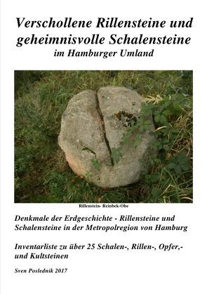 Rillensteine und Schalensteine in der Metropolregion von Hamburg von Poslednik,  Sven