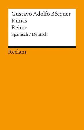 Rimas / Reime von Bécquer,  Gustavo Adolfo, Busl,  Christiane und Rudolf, Junkerjürgen,  Ralf