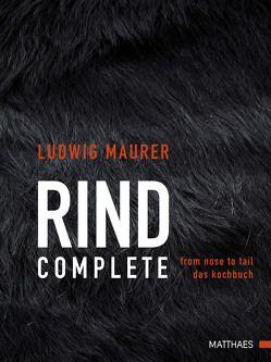 Rind complete von Maurer,  Ludwig
