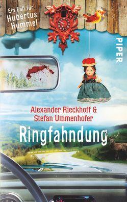 Ringfahndung von Rieckhoff,  Alexander, Ummenhofer,  Stefan