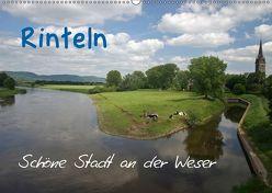 Rinteln (Wandkalender 2019 DIN A2 quer) von Berg,  Martina