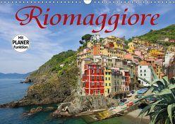 Riomaggiore (Wandkalender 2019 DIN A3 quer)