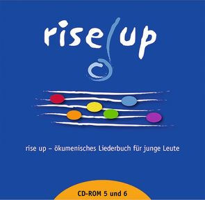 Rise up CD-ROM 5 und 6 von Friedrich Reinhardt Verlag und Rex Verlag
