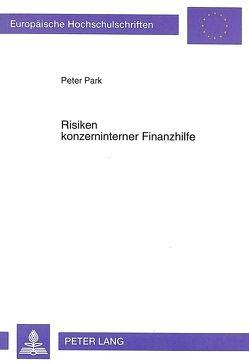 Risiken konzerninterner Finanzhilfe von Park,  Peter