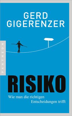 Risiko von Gigerenzer,  Gerd, Kober,  Hainer