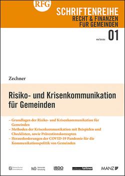 Risiko- und Krisenkommunikation für Gemeinden von Zechner,  Martin