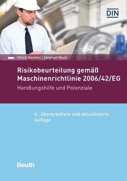 Risikobeurteilung gemäß 2006/42/EG von Kessels,  Ulrich, Muck,  Siegbert
