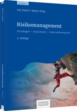 Risikomanagement von Rieg,  Robert, Vanini,  Ute