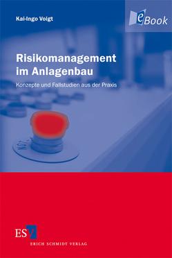 Risikomanagement im Anlagenbau von Voigt,  Kai-Ingo