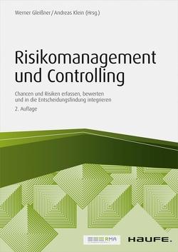 Risikomanagement und Controlling von Gleißner,  Werner, Klein,  Andreas