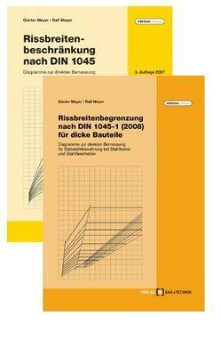 Rissbreiten-Bundle von Meyer,  G., Meyer,  R