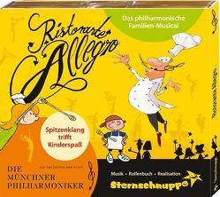 Ristorante Allegro von Bartesch,  Rainer, Meier,  Werner, Sarholz,  Margit, Wicki,  Ludwig