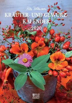 Rita Bellmanns Kräuter- und Gewürz-Kalender 2020 von Bellmann,  Rita