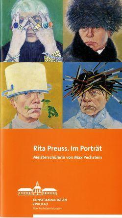 Rita Preuss. Im Porträt von Weise,  Annika