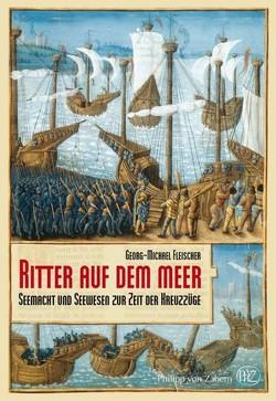 Ritter auf dem Meer von Fleischer,  Georg-Michael