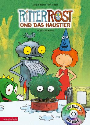 Ritter Rost 12: Ritter Rost und das Haustier von Hilbert,  Jörg