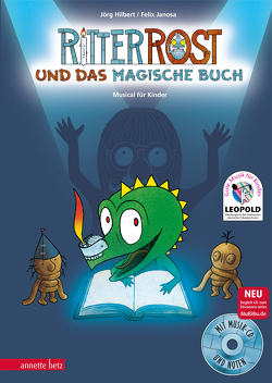 Ritter Rost 19: Ritter Rost und das magische Buch von Hilbert,  Jörg, Janosa,  Felix