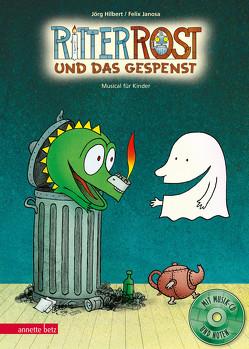 Ritter Rost 2: Ritter Rost und das Gespenst von Hilbert,  Jörg