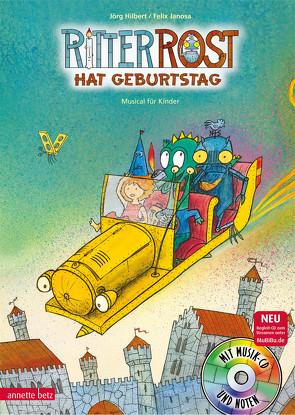 Ritter Rost 6: Ritter Rost hat Geburtstag von Hilbert,  Jörg