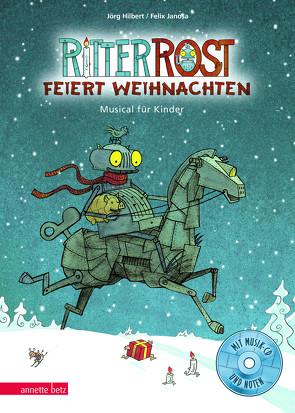 Ritter Rost 7: Ritter Rost feiert Weihnachten von Hilbert,  Jörg