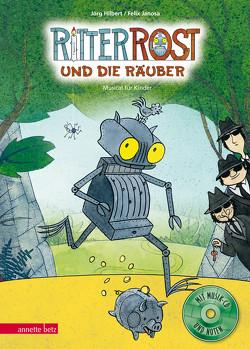 Ritter Rost 9: Ritter Rost und die Räuber von Hilbert,  Jörg