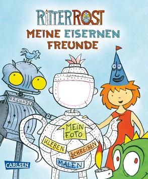 Ritter Rost: Ritter Rost Freundebuch: Meine eisernen Freunde von Hilbert,  Jörg, Janosa,  Felix
