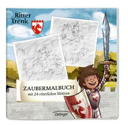 Ritter Trenk Zaubermalbuch von Boie,  Kirsten