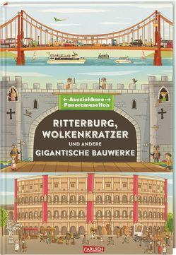 Ritterburg, Wolkenkratzer und andere gigantische Bauwerke von Hübner,  Inga, Kearney,  Brendan, Steele,  Philip