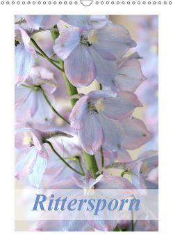 Rittersporn (Wandkalender 2019 DIN A3 hoch) von Kruse,  Gisela