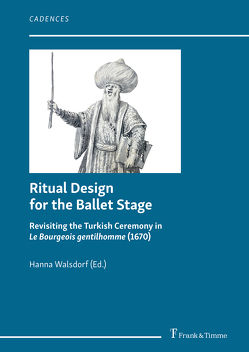 Ritual Design for the Ballet Stage von Walsdorf,  Hanna